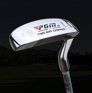 Club de golf de doble cara de golf putter varilla de corte planchas de golf putter de wedge doble cara hombres y mujeres putter