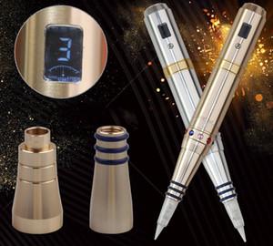Электрические татуировки картриджи иглы машины профессиональный татуаж бровей ручка 35000Rm