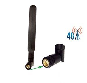 4G LTE Антенна 5dbi Sma вилка штепсельной вилки Antena Направленная внешняя Антенн для маршрутизатора беспроводной модем LTE Repeater