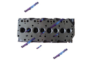 New 4D106 Cylinder head Fit KOMATSU diesel excavator forklift dozer etc. engine parts kit in good quality