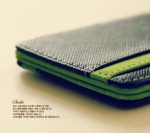 Мода 2020 Кошелька Mini Solid Мужского банк Кредитных карт Мужчины Soft Card Пакет Real Корова кожа монеты Карманной Короткие кошелек Тонких карты крышка случай