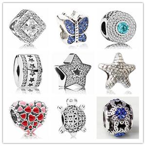 2020 Luxurious Crystal Star do amor do coração da tartaruga abacaxi Charme Pulseiras Bangles presente para Mulheres Acessórios