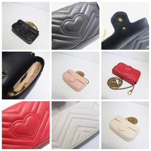 Frauen-Schulter-Beutel 2020 neue Luxus-Handtaschen-Frauen Designer Kleine Taschen Mädchen-Karikatur-Druck Flap Messenger Bag Bolsa Feminina