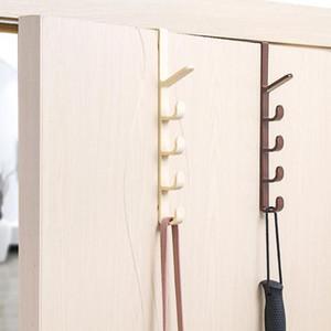 Porta gancio del gancio Holder immagazzinaggio dei vestiti Hanging plastica rack Home Organizer Ganci Rails Camera Bag Dress Hanging Hooks vendita calda