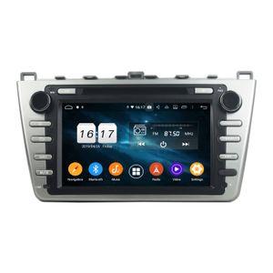 """DSP IPS Octa Core 2 din 8 """"Android 9.0 Radio DVD del coche GPS para Mazda 6 Ruiyi Ultra 2008 2008 2010 2011 2012 Bluetooth 4.2 WIFI USB DVR"""