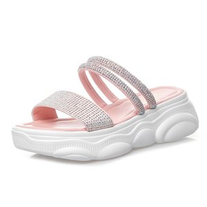 20190525 Flat-soled Summer Sports Sandals
