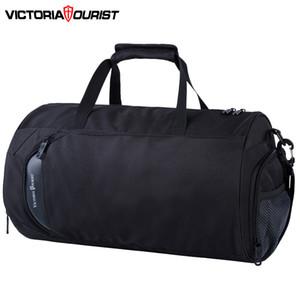 Victoriatourist bolsa de viaje, hombres, mujeres bolso del equipaje versátil paquete Bolsa de viaje para el deporte viaje de negocios de ocio Pouche de uso general