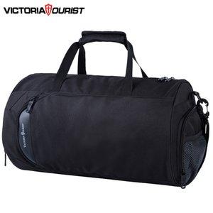 VictoriaTourist Travel Bag Bag Hombres Equipaje PROPUTE VIAJE MUJER MUJER PAQUETE NEGOCIO PARA EL PAQUETE DE PAQUETE DE ROPA DE DUFFLE Ocio General Bolsa Versátil Itoft