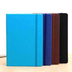 Nouvelle arrivée Tendances bureau Carnets de papeterie portable surface dur A5 notebooks notepaper Journal Fournitures de bureau Ordinateurs portables Blocs-notes