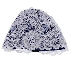 Waterproof Swim Cap Professional Swim Bath Hat Swimming Pool Caps Water Sports Accessories with Lace Pattern
