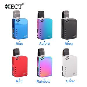 Оригинальный ECT Robin Pod Kit электронная сигарета VV Box Mod Kit 0.5 мл картридж портативный Vape Pen 6 цветов доступны