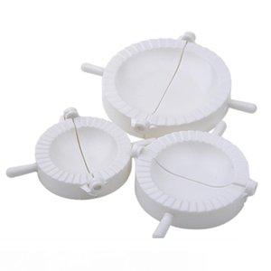 3 piezas de masa hervida chinas del molde de la pasta de Prensa Pie Ravioli Realización de molde del fabricante de los fabricantes de herramientas de cocina dumpling
