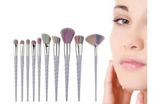 Makeup Brush Set Foundation Brush Eyeshadow Brush kit 10pcs set Make up Brushes Makeup Tools & Accessories