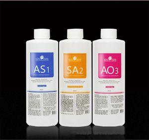 Aqua Clean Solution / Güzellik Mahine için Aqua Peel Konsantre Çözüm 400ml Başına Şişe Aqua Yüz Serum Hydra Normal Cilt