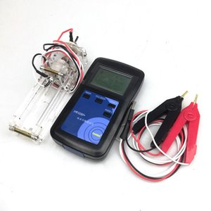 Freeshipping Upgraded English interface Yr1030 new four-wire high-precision battery internal resistance tester nickel-hydrogen chrome button