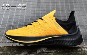 Оптовая 2019 Новый Zoom Fly EXP-X14 WMNS дышащие каблуки PEGASUS Повседневная 2018 полупрозрачные мужские кроссовки Женщины спортивные кроссовки 40-45
