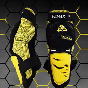 Vemar Motorcycle Knife Protective Fireproof Motocross Knee Protector Protezione MTB Gear Gear Kneepad Moto Keep Warm Knee Brace Supporto