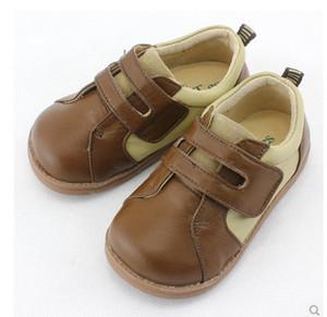 Marque TipsieToes High Grade cuir en peau de mouton Enfants enfants de l'école Chaussures chaussures de sport pour les garçons et les filles 2020 Automne Printemps A63001