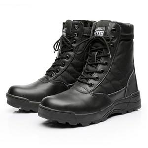 new us Stivali militari in pelle da uomo Combat bot Stivali tattici di fanteria askeri bot army bot bots army shoes