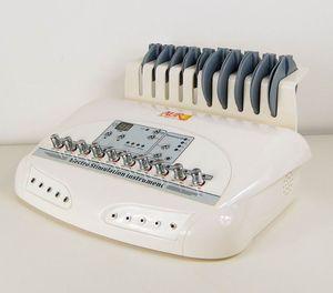 EMS موجة الروسية لتخفيف الوزن والعضلات العناية بالبشرة التحفيز الكهربائي آلة رفع الثدي الجمال AU-6804B