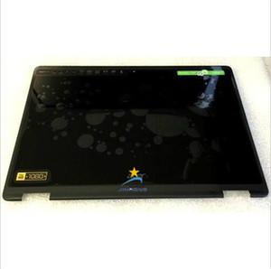 Acer R14 R5-471T Оригинальный новый полный Acer R14 R5-471T 14.0 '' 1920 * 1080 ЖК-дисплей LCD Светодиодный сенсорный экран Digitizer узел BEZEL