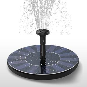 Solarenergie Brunnen Gartenbrunnen Solarwasserpumpe Solarwasser Sprayer Bewässerung Systerm Gartendekoration Outdoor-Gadgets ZZA456