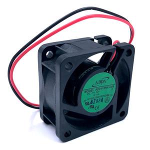 Оптовая продажа новый ADDA AD0412HX-C50 DC 12V 0.11 a 40x40x20mm 2-контактный сервер квадратный вентилятор охлаждения