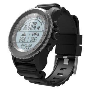 Reloj elegante Ruijie S968 GPS IP68 a prueba de agua SmartWatch dinámico monitor de ritmo cardíaco multideporte Hombres Natación Running reloj del deporte