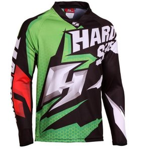 Racing Riding 2020 Moto Jersey Moto Motocross GP Bike MTB DH MX Jersey Spexcel Cycling Bike Downhill Quick Dry Smooth Smooth