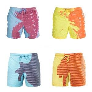 2PCS Lot Men'S Swimwear High Quality Swimming Trunks Men'S Beachwear Sexy Swim Suit For Men Brand Swim Suit 1620801-2#238