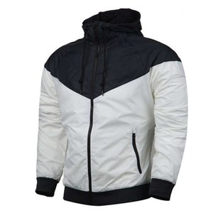 Men Women Jacket Coat Sweatshirt Hoodie Long Sleeve Autumn winter Sports coats Zipper Windbreaker Mens Clothes Plus Size Hoodies Windbreaker
