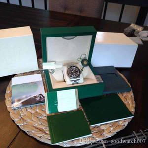 Date de la boîte de Basel Hommes Sport Haute Qualité Grande Montre Sous Luxe Perpetual Inoxydable Céramique Asie 2813 116610 Mouvement Montres Automatiques
