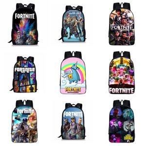 2020 Nueva Ortopedia mochilas impermeables Ackpacks para adolescentes cabritos de las muchachas Ackpack Escuela de Niños Ags Mochila J190614 # 215