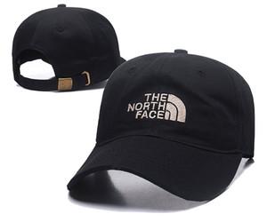 Nueva Marca Cayler Sons The North Face Caps Hip Hop strapback gorras de béisbol para adultos Snapback Solid algodón de la manera Bone euro americano sombreros 02