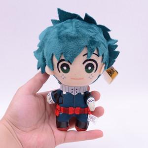 15CM Anime My Hero Academia Plush Pendant Toy Soft Plush Doll Gift Figure