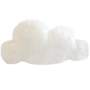 Cushion Nordic Style Soft PP Cotton Stuffed Plush Toys Bedding Sofa Throw Pillow Home Cloud Shaped Decoration Portable Cute