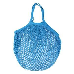 2019 Hot Mesh Net Turtle Bag String Shopping Bag Reutilizable Fruit Storage Bolso Totes Mujeres Shopping Mesh # T2
