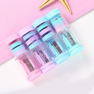 Highigh Качество Eraser Резина Точилка Box Candy Цвет смазливая офиса Школьные принадлежности Prize подарков Оптовая Прекрасные