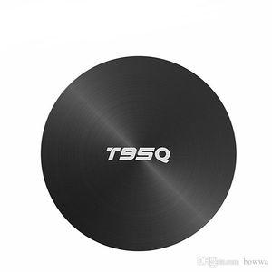 T95Q 4GB 32GB 64GB Android 9.0 Amlogic S905X2 Quad Core ARM TV BOX Wifi BT4.1 1000M H.265 4K Media Player Smart Box