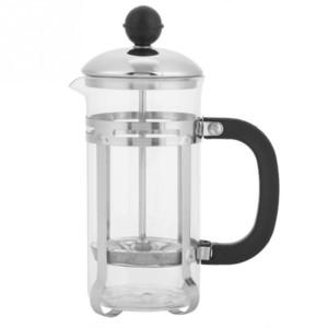 El émbolo Q190604 de la prensa del pote del té del café del café del café del hueco del café 350ml hueco inoxidable
