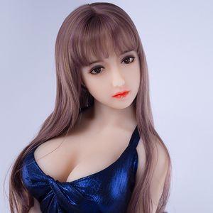 tienda de sexo jouets sexuels 165cm de silicona verdadera muñeca del sexo las mujeres de goma japonesa coño de mama anal sexo vaginal