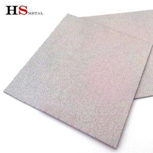 Usine Prix Fournisseur Porous filtre 5 microns titane fritté poreux Baoji Highstar Titanium Metal Co., Ltd
