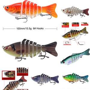 Z9Blw # 5555 Blackfish bionische leuchtende Garnele weich gefälschter baitset leuchtende Köderfischen Luya Köder Tintenfisch
