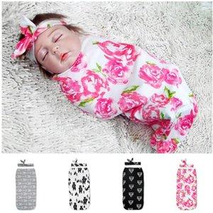Kidlove 2 piezas de bebé Saco de dormir Holding Manta y pañoleta