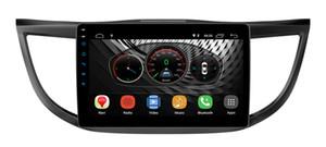10.1 polegada Android 8.1 2 GB RAM CRV Honda 2012-16 Quad Core 1024 * 600 Android Carro Navegação GPS Multimedia Player Rádio Wifi