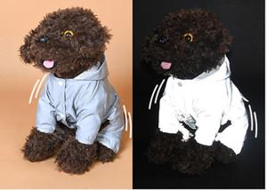 개 애완 동물은 조류의 조류 브랜드 방수 애완 동물 비옷 트렌치 코트를 흔들어 아마존 반사 개 비옷을 공급