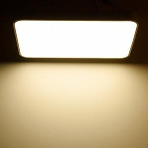 48W ultrasottile moderna LED soffitto giù luce messa Downlight della lampada di pannello LED ultrasottile per Bagno Cucina Living Piazza
