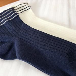 20ss-Mode-Männer Socken Mens-Qualitäts-Short-Socken-Baumwollmischung Bequeme Teenager Socken Studenten Unterwäsche One Size