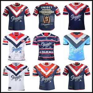 2020 Sydney Roosters di rugby maglie 2018 2019 Rugby Jersey 19 20 camice Australia Sydney Roosters