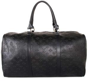 Hombre de alta calidad bolsa de cuero de lujo de los hombres del equipaje del viaje totalizadores bolso de cuero bolsa de lona ofidios Courrier bolsas de diseñador de lujo